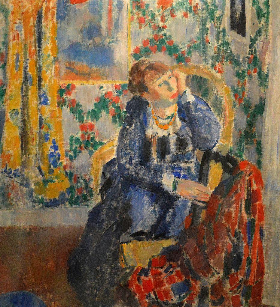 Lyse Vancampenhoudt La Femme Fin De Siecle Et La Mode A Travers La Peinture Belge Quelques Exemples De Portraits Bourgeois De 1880 A 1914