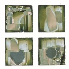 Pierre Cordier (1933 -), Chimigramme 19/2/71 II, 59,5 x 49,3 cm, 1971.