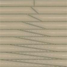 Pierre Cordier (1933 -), Chimigramme 12/1/82 'Zigzagramme' (détail), 46,5 x 46,5 cm, 1982.