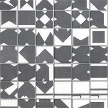 Pierre Cordier (1933 -), Graphisme 'Alphabet Bissectrix', 1972-1979.