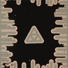 Pierre Cordier (1933 -), Chimigramme 7/5/82 II 'Paul Kleei ad Marginem', 60 x 50 cm, 1982.