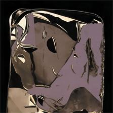 Pierre Cordier (1933 -), Chimigramme 29/11/57 I, 23,8 x 17,7 cm, 1957.