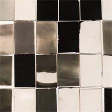 Pierre Cordier (1933 -), Chimigramme 30/10/61, 30,3 x 40 cm, 1961.