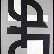 <span style='display:none;'>Jo Delahaut. Sans titre (1959). Huile sur toile, 100 x 81 cm. Collection privée.</span>