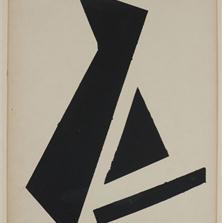<span style='display:none;'>Jo Delahaut. Sans titre (1946). Collage, 31 x 25 cm. Collection privée.</span>