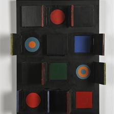 <span style='display:none;'>Jo Delahaut. Do your self (1958). Huile sur panneau, 51 x 36 cm. Collection privée.</span>