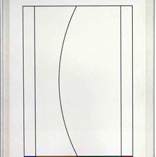 <span style='display:none;'>Jo Delahaut. Espace n°1 (1973). Sérigraphie, 77,5 x 65,5 cm. Don de l'artiste — Musée de Louvain-la-Neuve, Inv.AM242.</span>