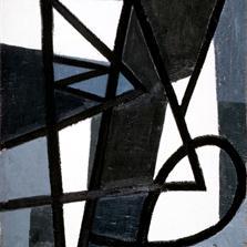 <span style='display:none;'>Jo Delahaut. Harmonie grise (1947). Huile sur toile, 80 x 65 cm. Collection privée.</span>