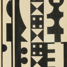 <span style='display:none;'>Jo Delahaut. Sans titre (1946). Encre de Chine sur papier, 25 x 19 cm. Collection privée.<span>